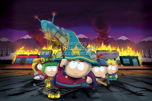 EXT319 RGC Huge Poster South Park The Stick of Truth PS4 PS3 XBOX ONE