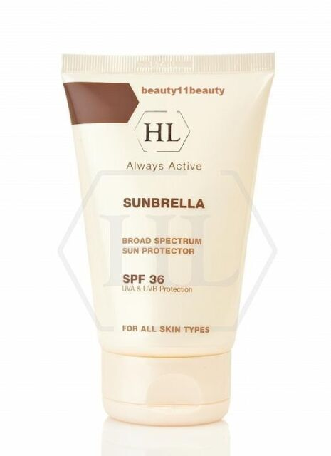 Holy Land Sunbrella SPF 36  Sunscreen 50 ml To Go+  samples