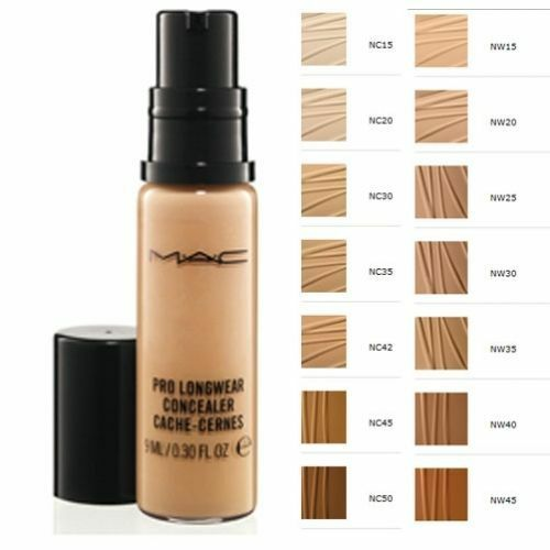 BNIB 100% Authentic MAC Cosmetics Pro Longwear Concealer *Pick Your Shade* RARE