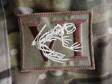 us navy SEAL TEAM IV 6 BONE FROG VELCR0 PATCH BADGE nsw devgru UDT USA new