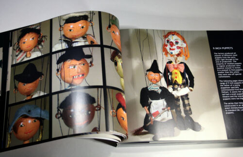 A Collector/'s /'Must Have/' Book Pelham Puppets A Photographic Guide Volume 2