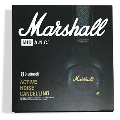 Marshall MID A.N.C Kopfhörer mit aktiver Geräuschunterdrückung 3,5 mm Klinke