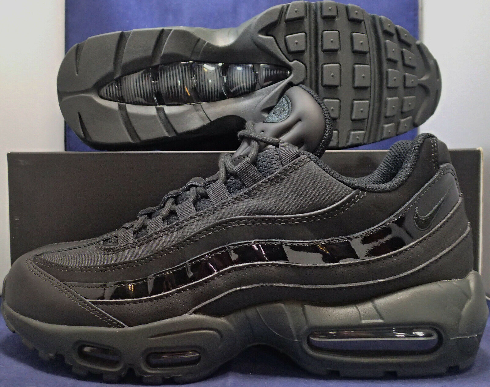 Nike Air Max 95 WE nero Anthracite SZ 8 ( ( ( AT0042-001 ) a829a9