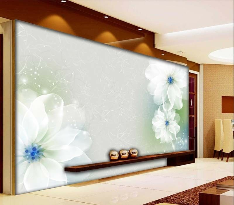 Prominent Magnolia 3D Full Wall Mural Photo Wallpaper Printing Home Kids Decor