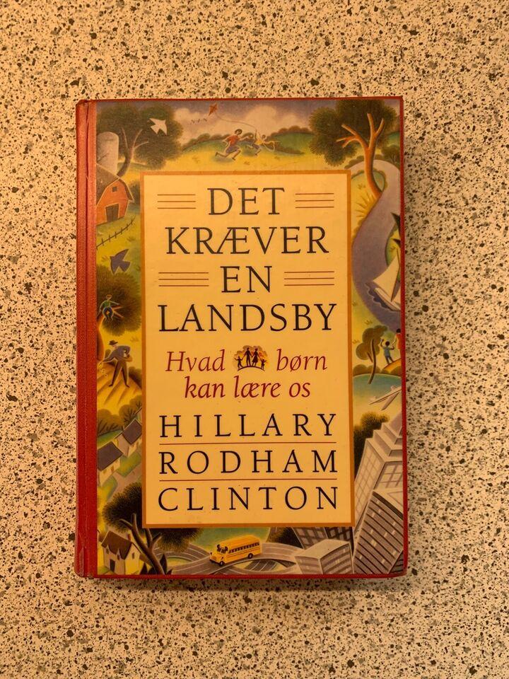 Det kræver en landsby, Hillary rodham clinton , genre: