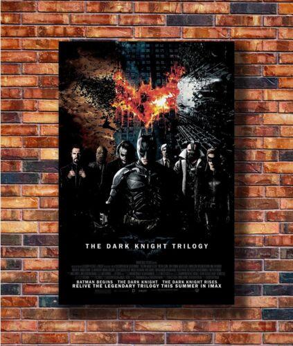 Hot Gift C325 -20x30 24x36in Poster Art batman2