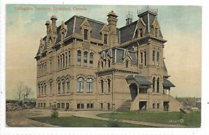 Perth-County-STRATFORD-ONTARIO-Collegiate-Institute-Publisher-S-H-Knox-amp-Sons
