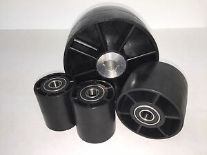 Belt Grinder 2x72 wheel set for knife grinders