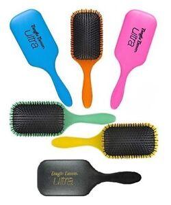 Michel Mercier Detangling Hairbrush vs. Tangle Teezer - A ...