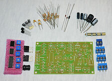 Stereo VU meter driver for IN-13 nixie tube (No tube nixie !) KIT !