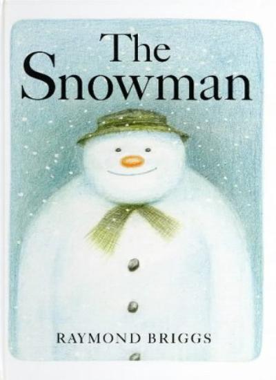 The Snowman,Raymond Briggs
