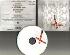 U2 Window in Skies VIDEO with GREEN DAY & LEONARD COHEN UK DVD Single USA Seller