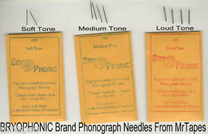 100-NEW-PHONOGRAPH-NEEDLES-VICTOR-VICTROLA-4-39-please-read-description-below