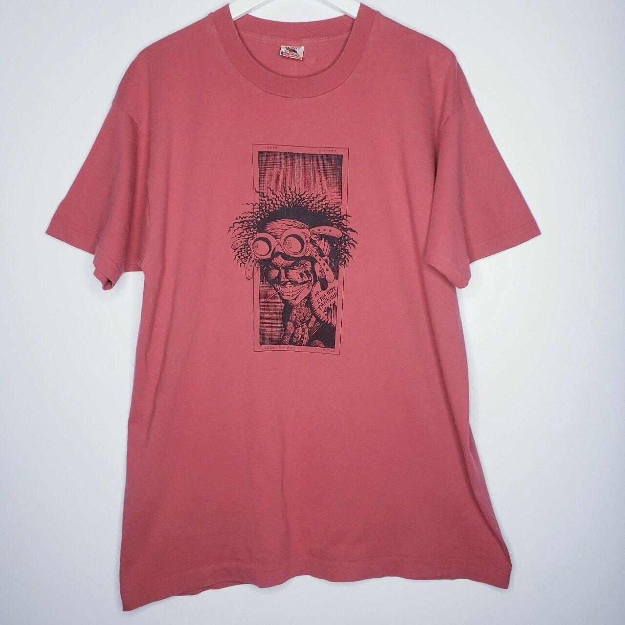 Vampire Hunter D Vintage Tshirt Tee XL Anime