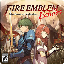 3DS Fire Emblem Echoes: Shadows of Valentia Nintendo Tactical RPG Games PREORDER