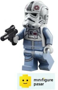 sw1104 Lego Star Wars 75298 75288 - AT-AT Driver Minifigure w Blaster - New