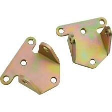 Pair of Chevy Small & Big Block SBC BBC 350 454 Solid Steel Racing Motor Mounts