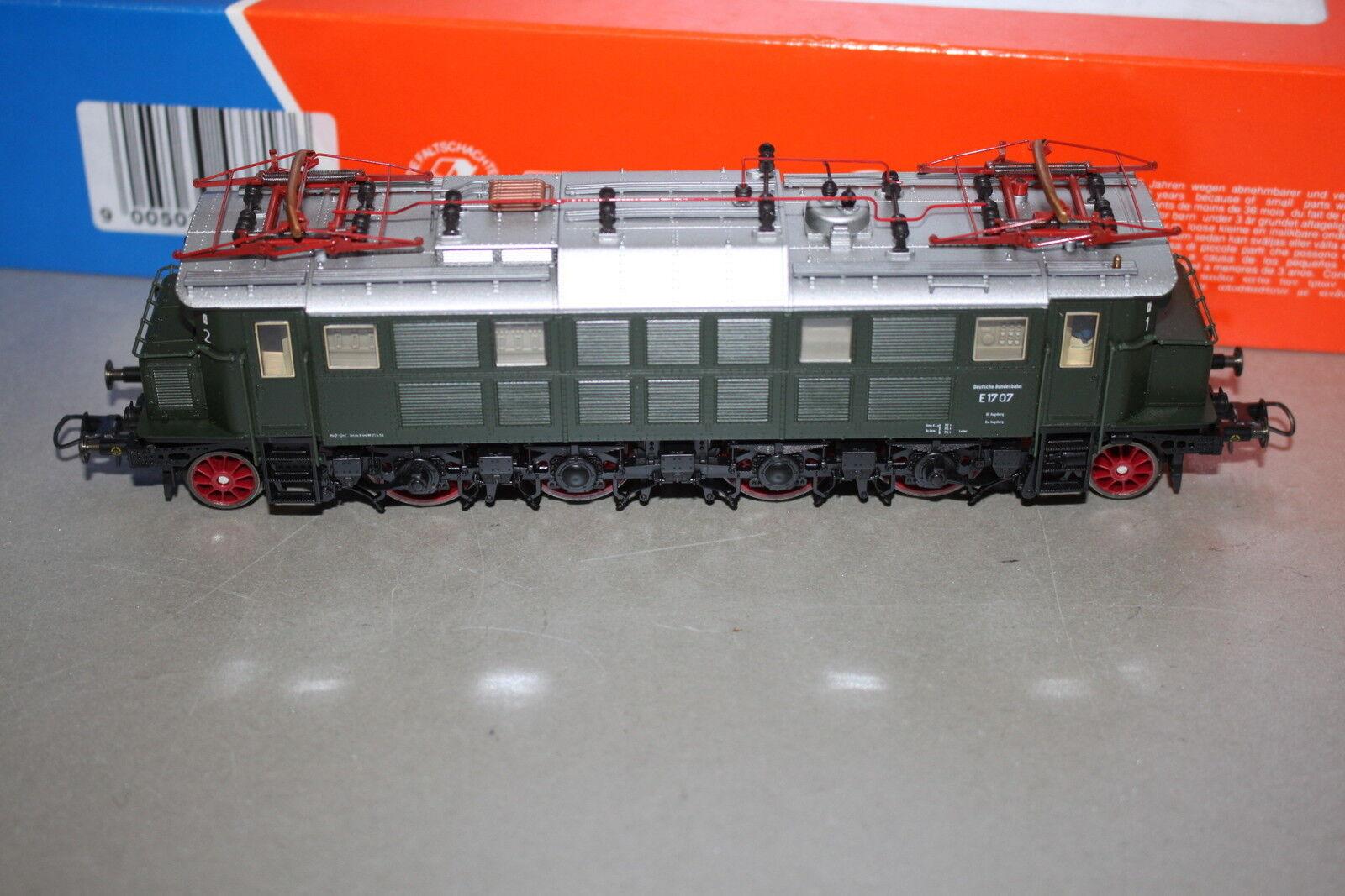 Roco 43717 Romualdo Serie Br E17 07 DB Dss Scala H0 Conf. Orig.