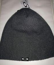 Oakley beanie hat woolly knit new backbone forged iron