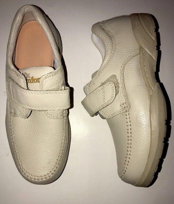 Dr. Comfort Scott Khaki Men's Size  8.5 W Diabetic Leather Casual shoes