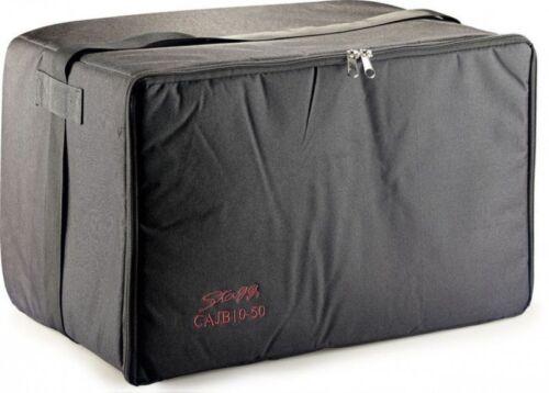Stagg Standard Padded Nylon Cajon Drum Bag CAJB10-50//ECO
