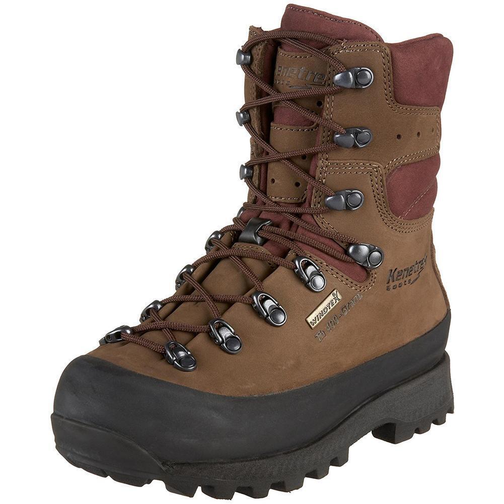 Kenetrek damen Stiefel KE-L416-400 Mountain Extreme 400 braun trail hiking hiking hiking camping 0c495c