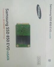 Samsung SSD 850 EVO 250 GB mSATA-III SSD Hard Disk Drive MZ-M5E250 SAMSUNG INDIA
