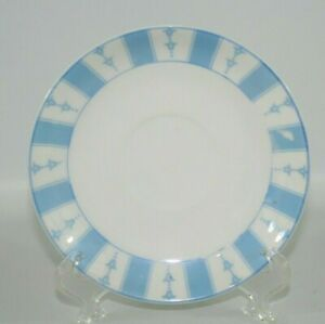 Noritake-034-The-Yale-034-Blue-amp-White-5-1-2-034-Replacement-Saucer