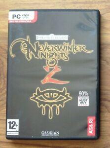 Neverwinter-Nights-2-2006-Rollenspiel-PC-Spiel-kostenlos-UK-PORTO