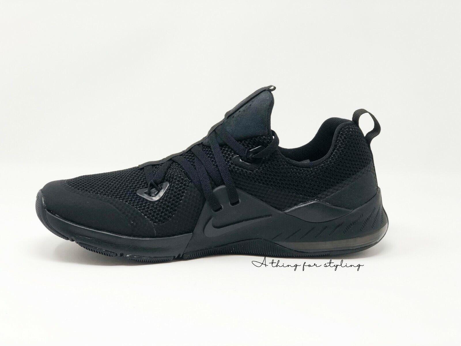 Nike Zoom Train Command Cross Training shoes Black Black Size 8.5 MSRP 120