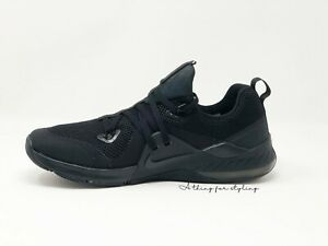 size 40 25ab0 f74a5 Image is loading Nike-Zoom-Train-Command-Cross-Training-Shoes-Black-