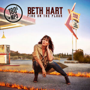 Beth-Hart-Fire-On-The-Floor-180g-1LP-Vinyl-MP3-2016-Provogue-NEU