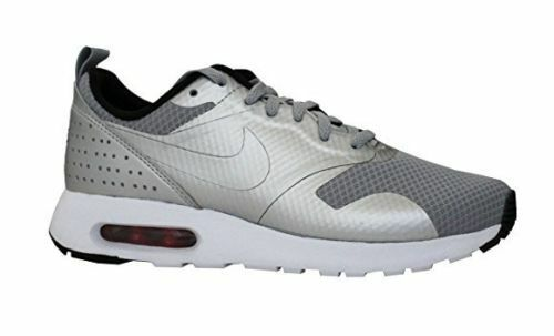 0199484c61f1 Nike Women s Air Max Tavas Athletic Running Shoes SNEAKERS Silver Sz  7.5 for  sale online
