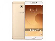 Samsung Galaxy C9 Pro C9000 64GB Gold  Factory Unlocked International Version