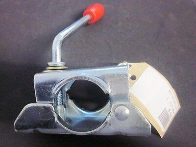 AL-KO Pressed Steel Jockey Wheel Clamp