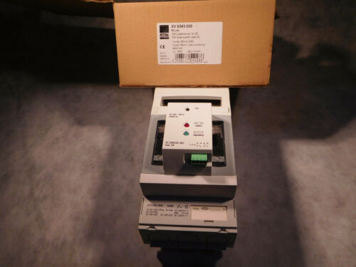 Rittal SV 9343.020 160Amp NH Switch Disconnects with Electronic Fuse Monitoring