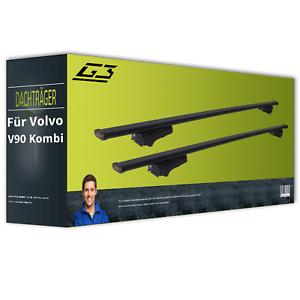 G3 Clop Stahl Dachträger für Volvo V90 Kombi II Typ 235// 236 NEU