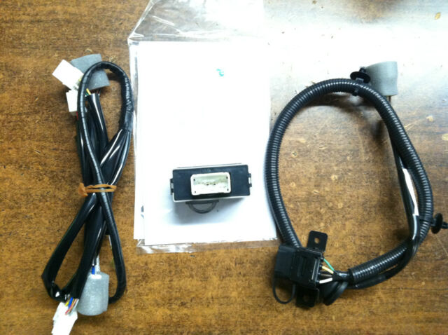 2014 Nissan Rogue Trailer Tow Wiring Harness 999 T 8 G 2000 on