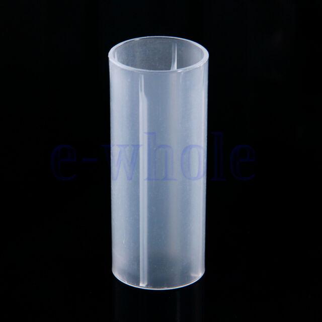 2pcs 18650 bis 26650 Batterie Konverter Hülsen Adapter Kunststoff GE