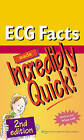 ECG Facts Made Incredibly Quick! by Lippincott Williams and Wilkins (Spiral bound, 2009)