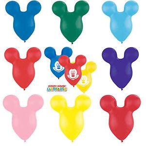 Image Is Loading 5 X 15 034 Mousehead Ears Shaped Qualatex