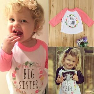 Kids-Baby-Girls-Toddler-Casual-Long-Sleeve-Cotton-T-shirt-Tops-Blouse-Clothes