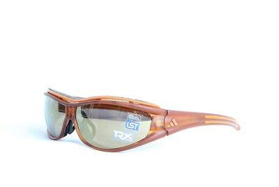 Adidas Evil Eye Pro A127 00 6101 Orangle Brown Frame LST Trail lens Sunglasses   eBay