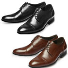Mooda Mens Leather Oxfords Shoes Classic Formal Lace up Dress Shoes Bono CA