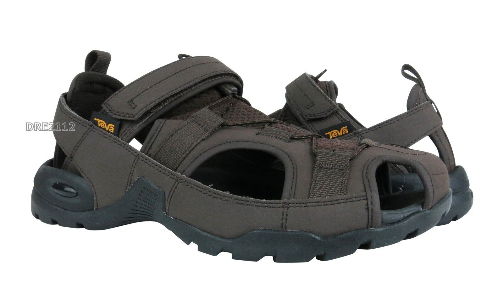 Teva Forebay 2 Turkish Coffee Sport Sandals schuhe Mens Größe 12 NEW