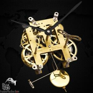 Anchor-Quality-Kitchen-Pendulum-Wall-Mantle-Clock-Time-Hand-Strike-Indian-Part