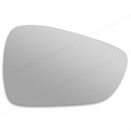 For Citroen C5 2008-2015 right hand side wing door mirror glass
