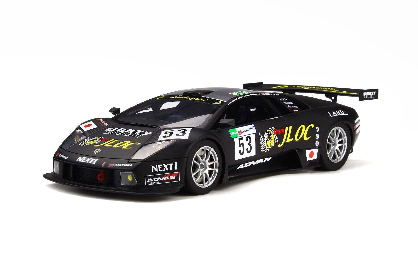 per offrirti un piacevole shopping online Lamborghini Lamborghini Lamborghini Murcielago R-GT JLOC Yauomoishi Yogo Apicella Le uomos 2007 GT Spirit  Garanzia di vestibilità al 100%
