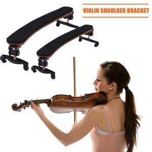 DIY 3//4 Größe 1 Stück Violine Schulterstütze für Violine 4//4