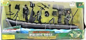 World-Peacekeepers-Power-Team-Elite-Patrol-boat-marine-PBR-echelle-1-18